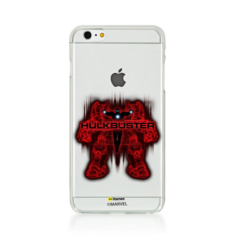 Hulk Buster Red Black  iPhone 6 / 6S Case Cover