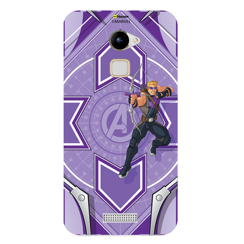 Hawk Eye Purple  Coolpad Note 3 Lite Case Cover