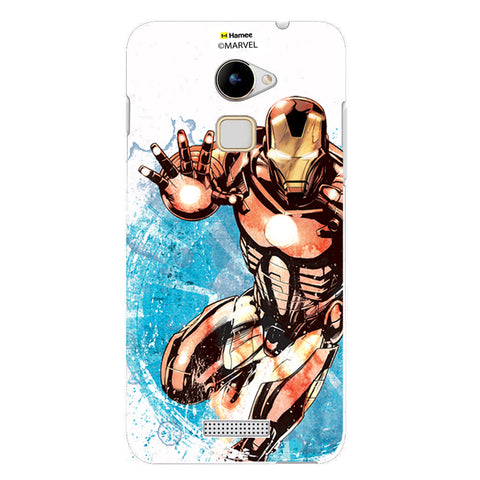 Iron Man Brush  Coolpad Note 3 Lite Case Cover