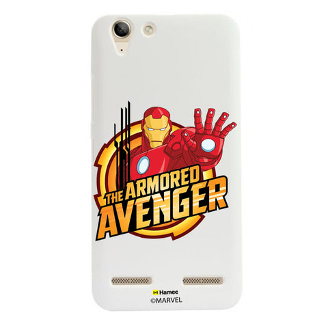 Iron Man Armored  Lenovo Vibe K5 Plus Case Cover