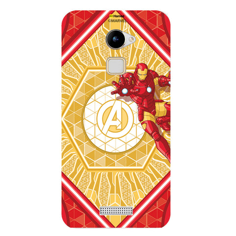 Iron Man Red  Coolpad Note 3 Lite Case Cover