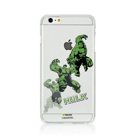 Hulk Jump  iPhone 6 / 6S Case Cover