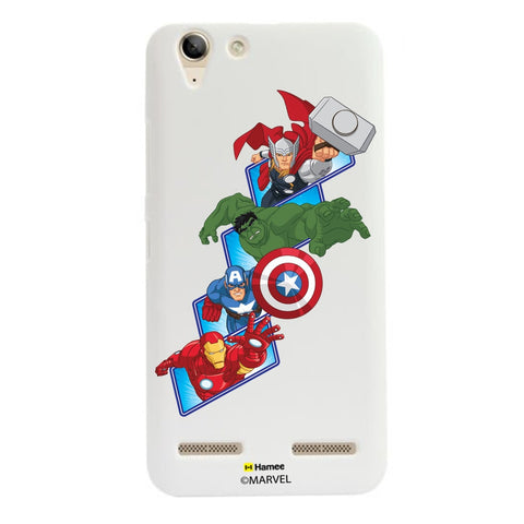 Avengers Layers  Lenovo A6000 Case Cover