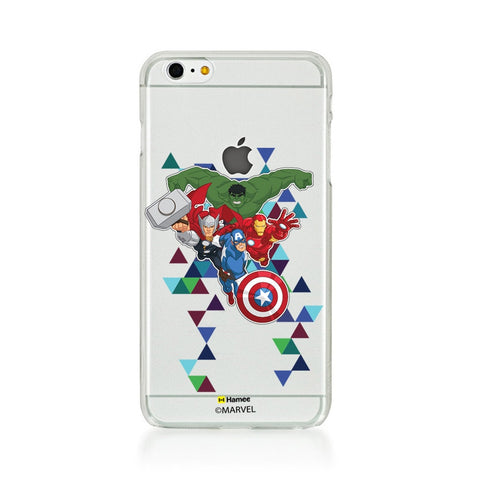 Avengers Triangles  iPhone 6 Plus / 6S Plus Case Cover