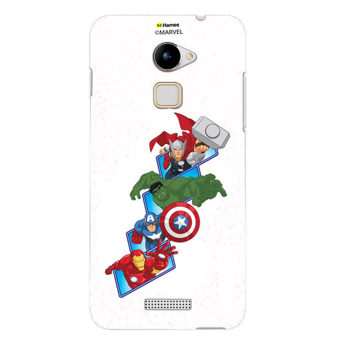 Avengers Layers  Coolpad Note 3 Case Cover