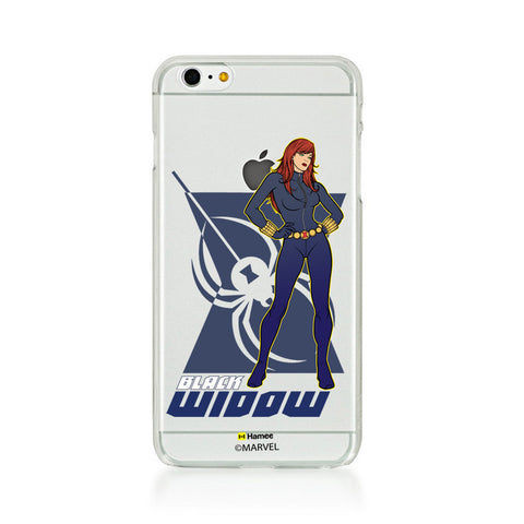 Black Widow Pose  iPhone 6 / 6S Case Cover