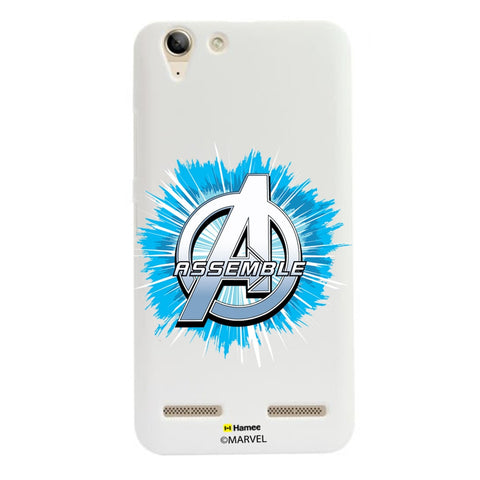 Avengers Logo Blue Burst  Lenovo Vibe K5 Plus Case Cover