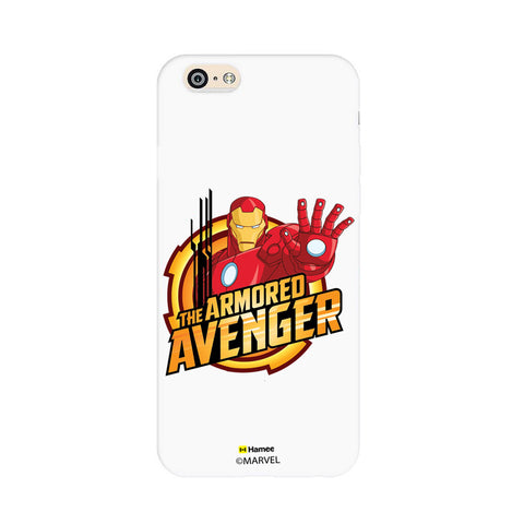 Iron Man Armored  Oppo F1 Case Cover