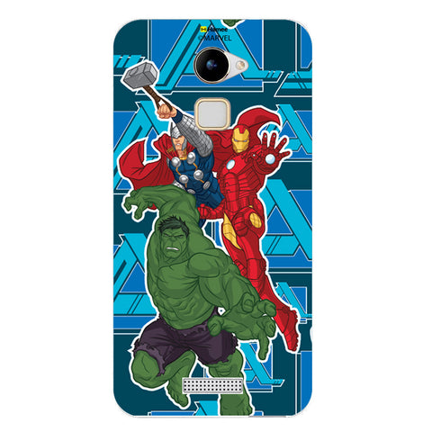 Iron Man Hulk Thor  Coolpad Note 3 Lite Case Cover