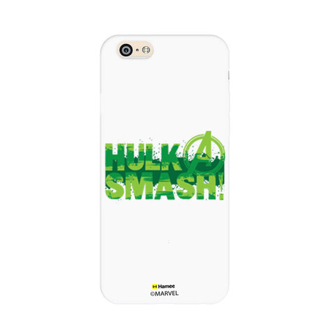 Hulk Smash Wash  iPhone 6S/6 Case Cover
