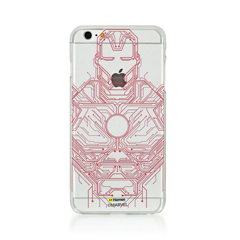 Iron Man Circuit  iPhone 6 / 6S Case Cover