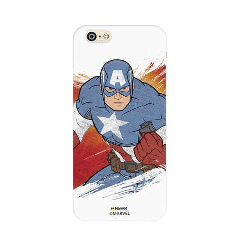 Captain America Fade  iPhone 6 Plus / 6S Plus Case Cover