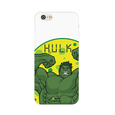 Hulk Yellow  iPhone 5S/5 Case Cover
