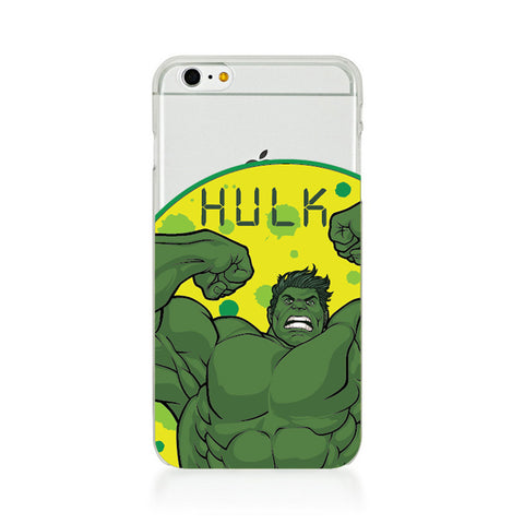 Hulk Yellow  iPhone 6 / 6S Case Cover