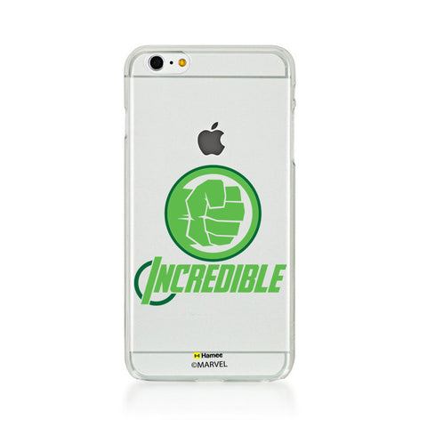 Incredible Hulk Fist  iPhone 6 / 6S Case Cover