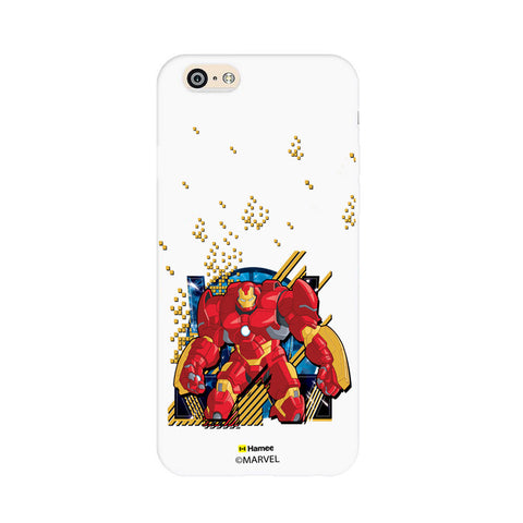 Hulk Buster Pixels  iPhone 6S/6 Case Cover
