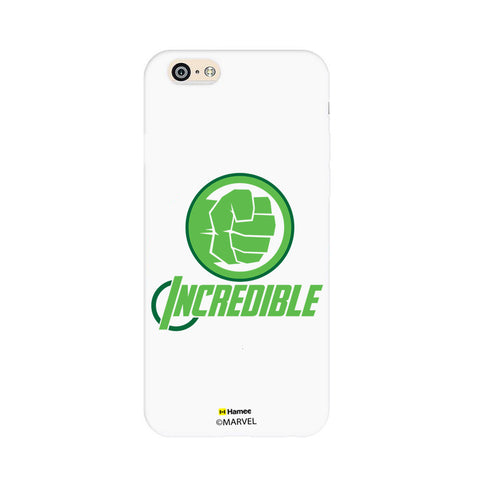 Incredible Hulk Fist  iPhone 6S/6 Case Cover