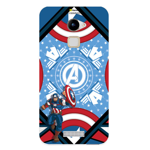 Captain America Blue  Coolpad Note 3 Lite Case Cover