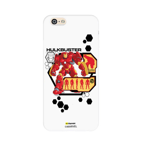 Hulk Buster Hexagon  iPhone 6 Plus / 6S Plus Case Cover
