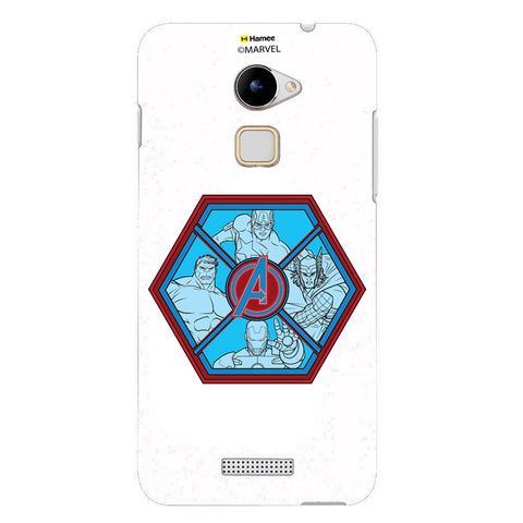 Avengers Hexagon  Coolpad Note 3 Case Cover