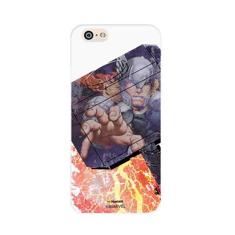 Thor In Hammer  iPhone 5S/5 Case Cover