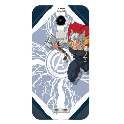 Thor Gray  Coolpad Note 3 Lite Case Cover