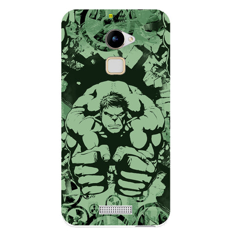 Hulk Vintage  Coolpad Note 3 Case Cover