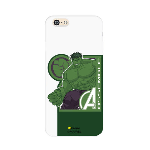 Hulk Corner  iPhone 6S/6 Case Cover