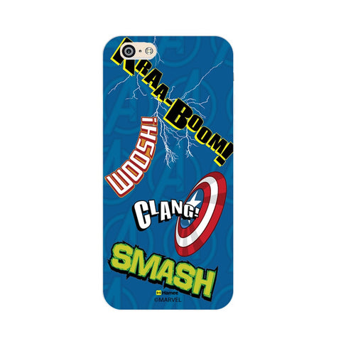 Avengers Noises  iPhone 5S/5 Case Cover