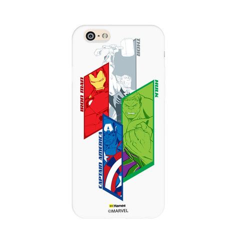 Avengers Strips  iPhone 6S/6 Case Cover