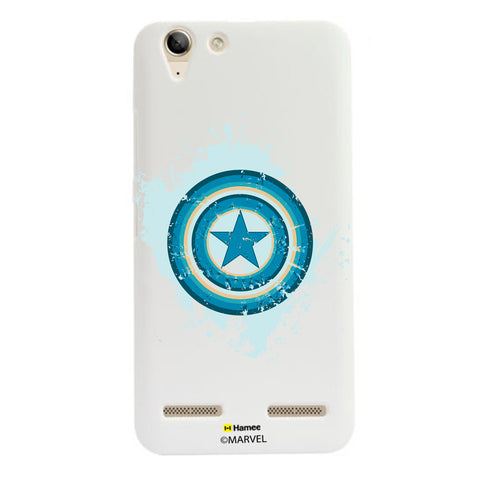 Captain America Blue Logo  Lenovo A6000 Case Cover