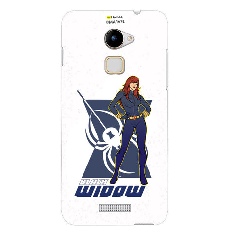 Black Widow Pose  Coolpad Note 3 Lite Case Cover
