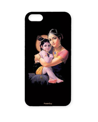 Yashodha Krishna Janmashtami Black iPhone 5/5S Case