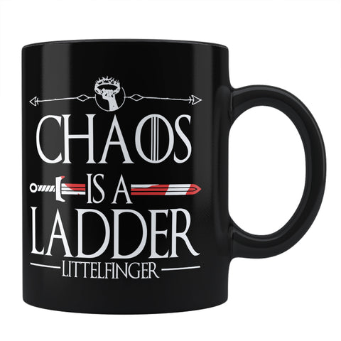Chaos Is A Ladder - Game Of Thrones Coffee Mug Online India