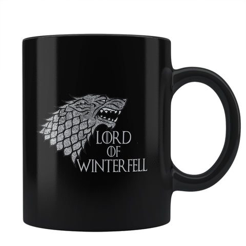 Lord Of Winterfell House Stark Game Of Thrones Coffee Mug Online India