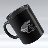 Lord Of Winterfell House Stark Game Of Thrones Coffee Mug Online India | Designed by: Artist  In The North