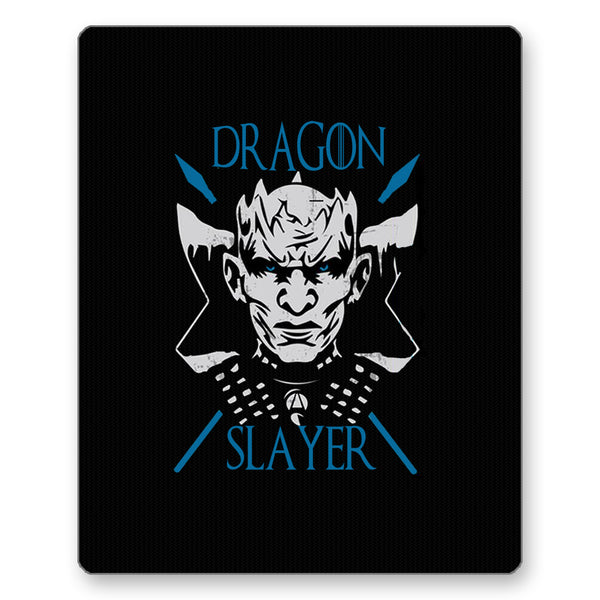Dragon Slayer Night King Game OF Thrones Mousepad Online India
