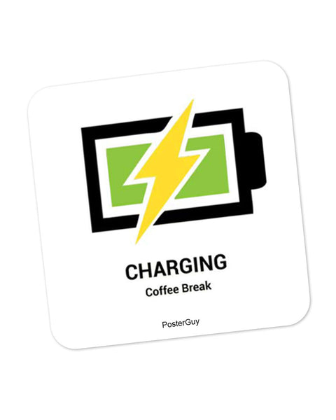 Stay Charged Battery Coaster Online India