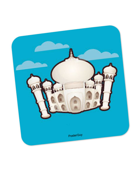 Taj Mahal Coaster Online India