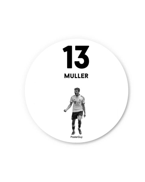 Muller Fridge Magnet