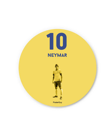 Neymar FIFA Fridge Magnet