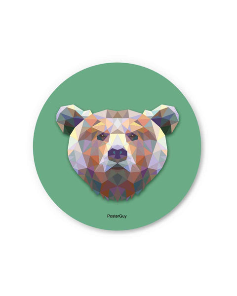Animal Bear Fridge Magnet