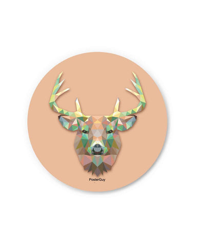 Animal Deer Fridge Magnet