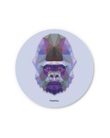 Animal Orangutan Fridge Magnet