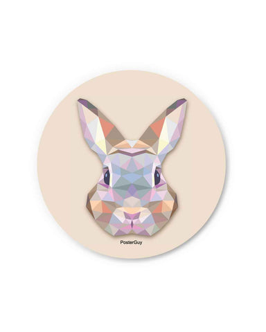Animal Rabbit Fridge Magnet