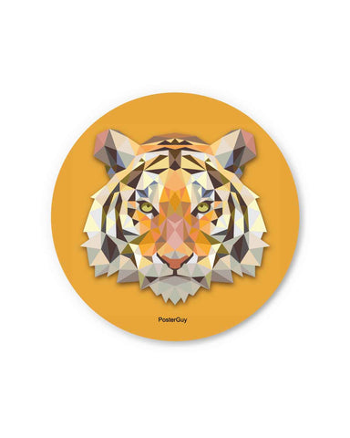 Animal Tiger Fridge Magnet