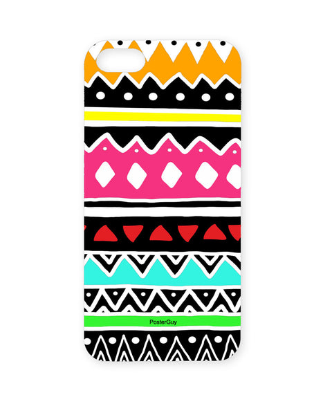 PosterGuy Abstract Art Multicolour Designer  Iphone 5 / 5S Case / Cover