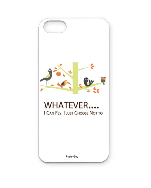 PosterGuy I Can Fhy Motivational Birds Iphone 5 / 5S Case / Cover