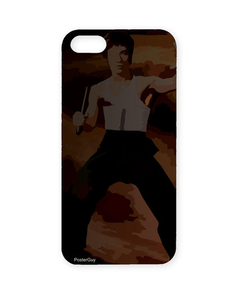 PosterGuy Bruce Lee  Designer Art Painting  Iphone 5 / 5S Case / Cover