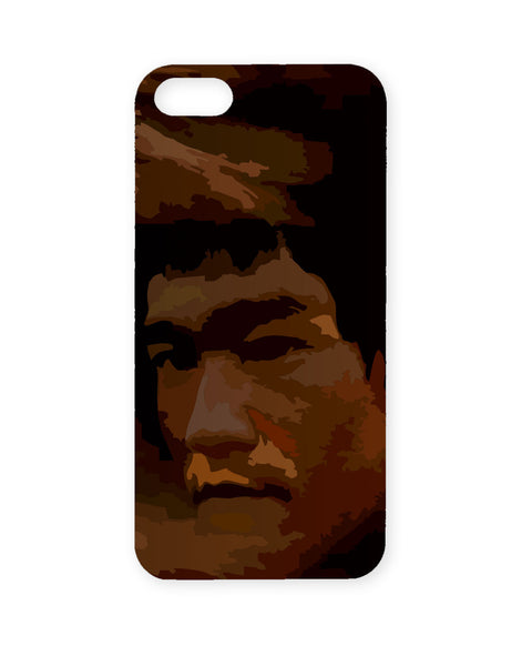 PosterGuy Bruce Lee  Designer Art Face Painting  Iphone 5 / 5S Case / Cover